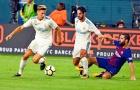 Đội hình ngôi sao dự bị kết hợp Real và Barca