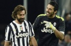 Ronaldo bị gạt khỏi đội hình trong mơ của Pirlo