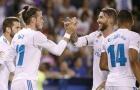 Sergio Ramos có kế hoạch cô lập Cristiano Ronaldo ở Real Madrid