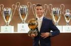 Chủ tịch Real tuyên bố Ronaldo giành Quả bóng vàng 2017