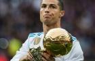 Ronaldo có tỷ lệ ghi bàn tốt hơn Messi ở mùa này