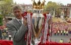 Cân bằng kỷ lục 810 trận nhưng thành tích của Wenger kém xa Sir Alex