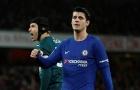 Morata chơi đầu so với chân như thế nào?