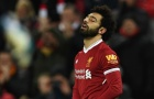 Salah là tiền đạo phung phí nhất giải Ngoại hạng