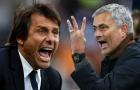 Phải chăng Conte đang mắc bẫy Mourinho?