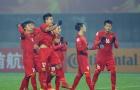 U23 Việt Nam xông hơi để phục hồi sức khỏe