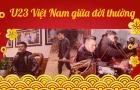 Những người hùng U23 Việt Nam và Tết đoàn viên