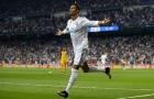 Ronaldo lập mốc bàn thắng mới ở châu Âu