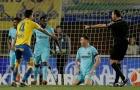 Sau 2 năm Barca mới phải chịu phạt đền