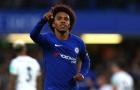 Willian lập thành tích tốt nhất ở Chelsea