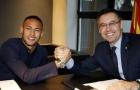 Barca phủ nhận đưa Neymar trở lại Nou Camp