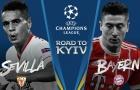 Ác mộng xứ bò tót hiện về với Bayern Munich