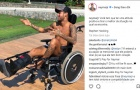 Neymar bị chỉ trích vì bắt chước thiên tài vật lý Stephen Hawking