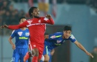 Ngoại binh Hải Phòng tự tin sút tung lưới HAGL tại vòng 2 V-League