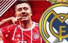 Cơ hội nào để Robert Lewandowski rời Bayern về Real Madrid?