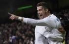 Ronaldo đe dọa Messi sau khi lập poker