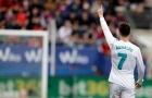 Ronaldo tuyệt vời không lấp được hố đen của Real Madrid