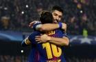 Messi và Suarez 3 năm liên tiếp đạt hơn 20 bàn sau 29 vòng