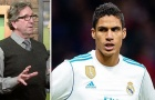 Cựu sao Arsenal: Còn lâu Real Madrid mới để Varane tới Man Utd