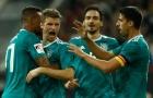 Oezil và Mueller sẽ không có mặt trong trận Đức gặp Brazil