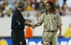 TIẾT LỘ: Ronaldinho từng rất gần Man United