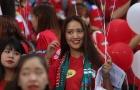 Đại chiến fan nữ Hà Nội vs HAGL tiếp lửa sao U23 Việt Nam