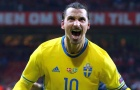 Ibrahimovic: 'Tôi chơi hay hơn cái đội hình Thụy Điển này'