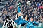 Ghi siêu phẩm để đời, Ronaldo vẫn ngậm ngùi xếp sau Salah