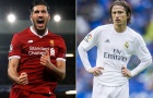 Sắp mất Emre Can, Liverpool hỏi mua sao Real Madrid thay thế