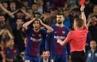 Sao Barca trả giá đắt vì đấm Marcelo