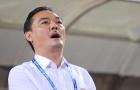 Chủ tịch CLB Hà Nội: Trận cầu đẹp bị trọng tài phá hỏng