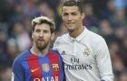 Messi: Tôi không cạnh tranh với Ronaldo để thành cầu thủ giỏi nhất