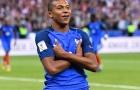 Kylian Mbappe: 'World Cup đã không còn là giấc mơ'