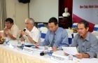 Cựu 'sếp' VPF Trần Mạnh Hùng quyết thay bầu Đức ở VFF
