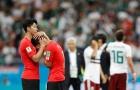 Đội tuyển Hàn Quốc: Khi giấc mơ mãi chỉ là giấc mơ
