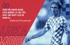 HLV Hoàng Anh Tuấn: Modric là cầu thủ hay nhất World Cup 2018