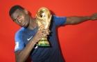 '50 sắc thái' tạo dáng của ĐT Pháp ăn mừng với chiếc cúp vàng