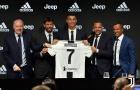 Ronaldo gia nhập Juventus và mục tiêu tối thượng Champions League
