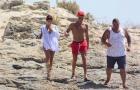 Ronaldo và dàn sao Real khoe cơ bắp cuồn cuộn khi đi biển nghỉ dưỡng