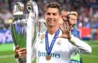 Cristiano Ronaldo được Real Madrid tôn vinh vào năm 2019?