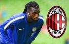 Áp lực nào đang chờ đợi Tiemoue Bakayoko tại AC Milan?