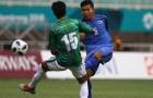 Olympic Thái Lan vẫn có thể về nước sau vòng bảng ASIAD
