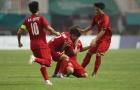 Olympic Việt Nam thua để không chỉ là Đan Mạch hay Hy Lạp