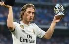 Luka Modric có thực sự là cầu thủ hay nhất thế giới?