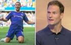 Thủ thành Bournemouth: Hazard xuất sắc như Messi và Ronaldo