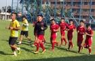 HLV Vũ Hồng Việt: 'U16 Việt Nam quyết lập kỳ tích như U23'