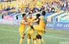 Thắng tối thiểu Khánh Hòa, FLC Thanh Hóa giành ngôi Á quân V-League 2018