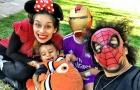 Các cầu thủ La Liga hóa trang thế nào trong ngày Halloween?