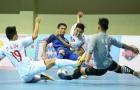 Thua ngược Thái Lan, ĐT futsal Việt Nam gặp Malaysia tại bán kết