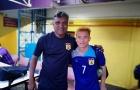 Được HLV xoa dịu, 'Messi Lào' quyết định tiếp tục dự AFF Cup